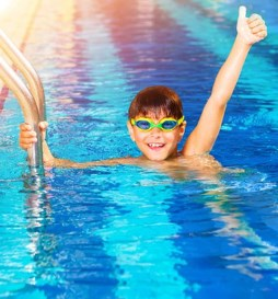 Swimming Lessons Prep - Year 3